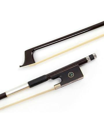Arco de violín de fibra de carbono de impresionantes de arco de 3/4 arco