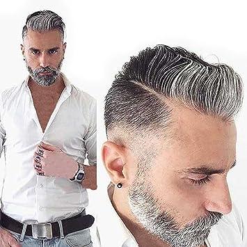 Pancy postiches pour homme Cheveux humains