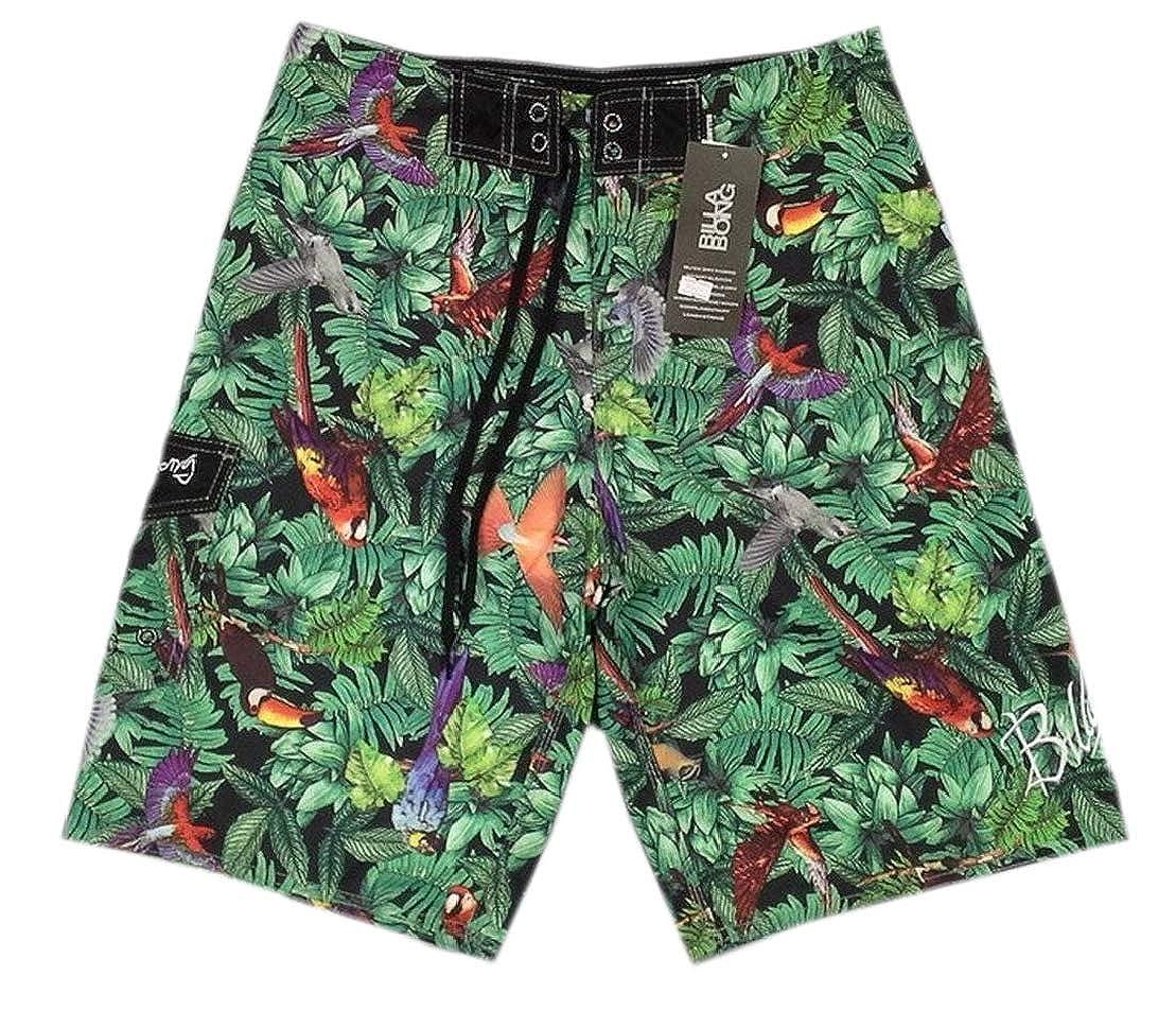 GenericMen Summer Casual Quick Dry Drawstring Beach Holiday Beach Shorts
