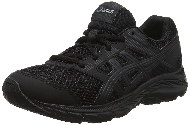 MultiCouleure (noir noir 002) ASICS Contend 5 GS, Chaussures de Running Compétition garçon 37 EU
