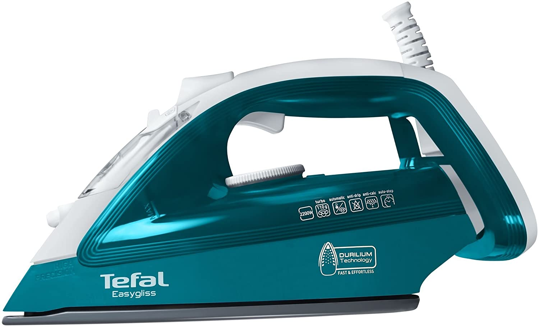 Buy Tefal Easygliss 2200-Watt Steam Iron (Green) Online at Low ...