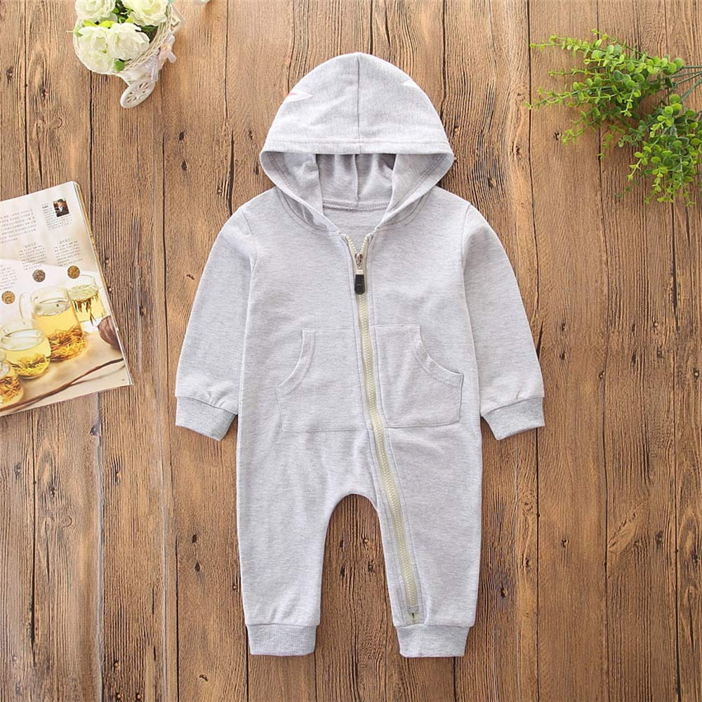 Scaling/♥Baby Romper Jumpsuit Newborn Kids Baby Boys Outfits Sets Jumpsuit Cartoon Rabbit Romper Clothes