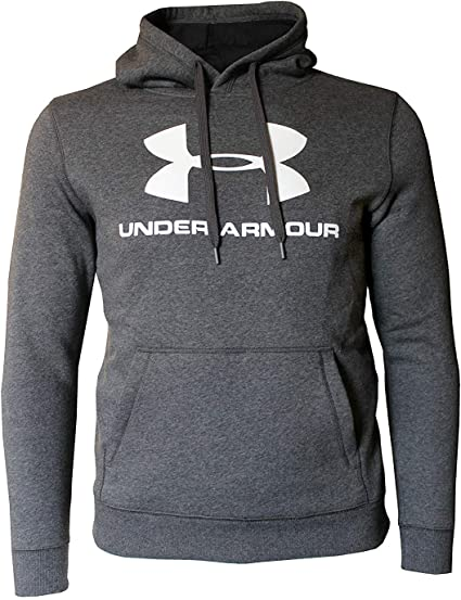 Under Armour Armour Sweat /à Capuche en Polaire avec Grand Logo pour Homme