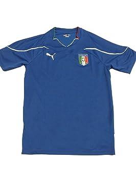 Camiseta Fútbol Italia PUMA FIGC Camiseta Casa B2B Replica Hombres - azul, M