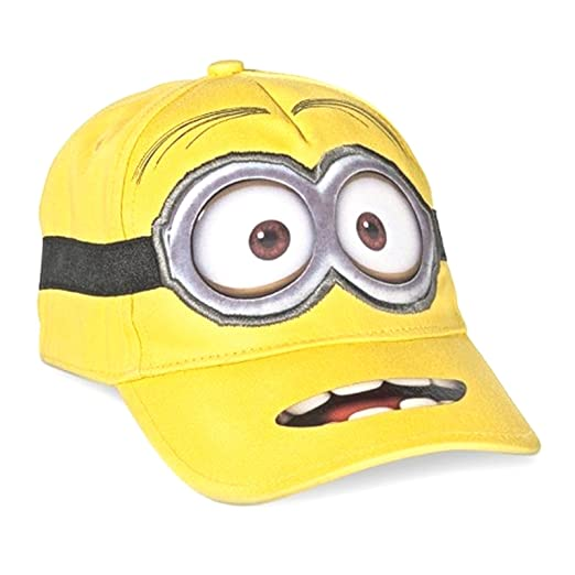 e88d920bd6b Image Unavailable. Image not available for. Color  Despicable Me Baseball  Cap Baseball Hat Toddler ...