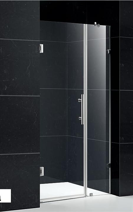 Eos Shower Door 60x76 Incredible Value Frameless Shower Door W