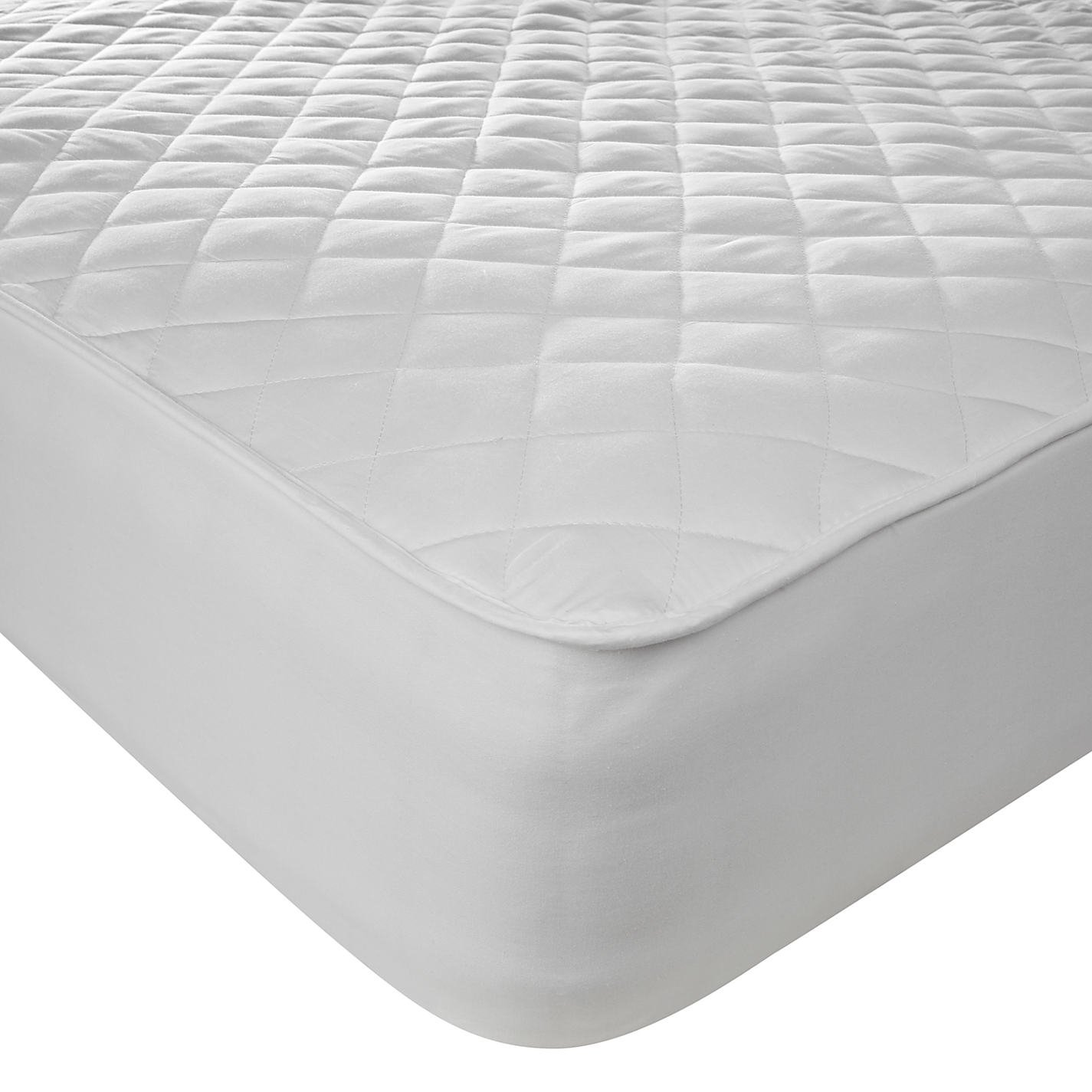 Hometex Quilted Mattress Protector (Small Double)