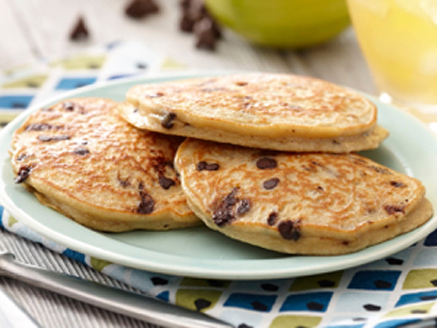 Amazon.com: Medifast Chocolate Chip Pancakes (1 Box 7 Servings ...