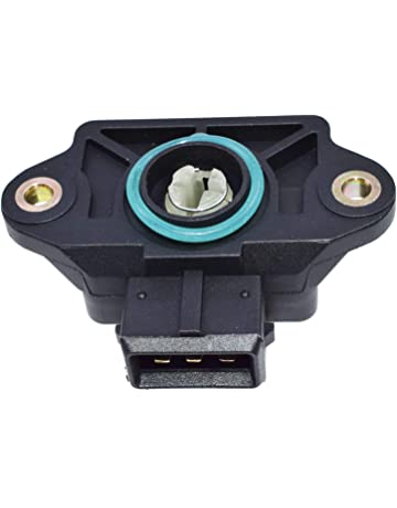 color negro Duokon TPS Sensor de posici/ón del acelerador del coche TPS MD614697