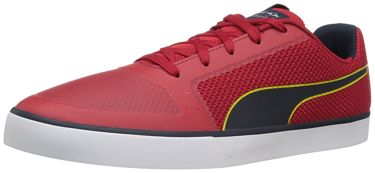 Puma Mens RBR Wings Vulc Fashion Sneaker  11 D(M) US|Chinese Red-total Ec