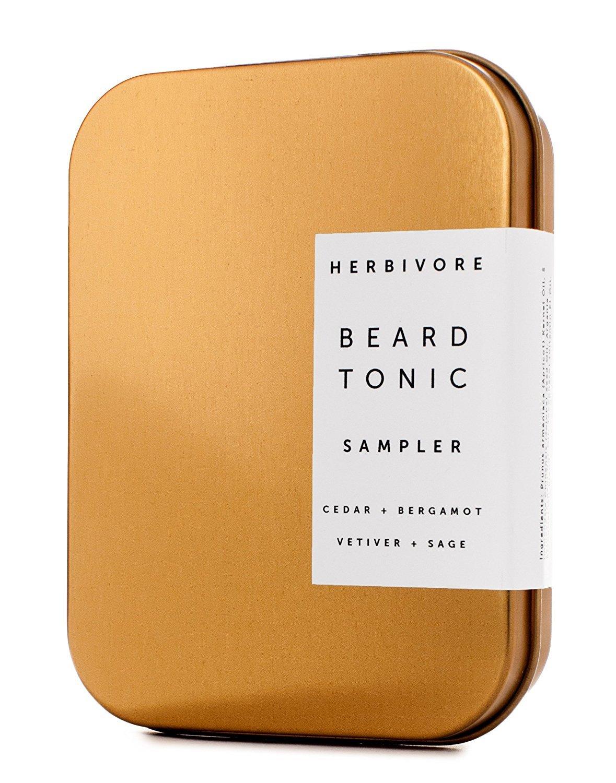 Herbivore Botanicals - All Natural Beard Tonic Sampler