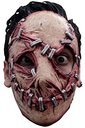 Máscara de látex Asesino Jeffrey