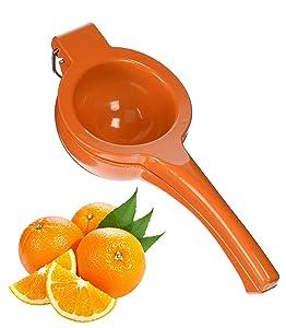 IMUSA USA VICTORIA-70009Orange and Citrus Squeezer, Orange