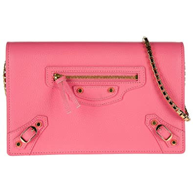 b5f9fcb2e97ae Amazon.com: Balenciaga women crossbody bags rosa dragee: Shoes