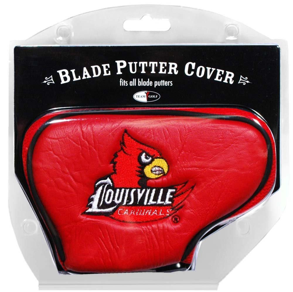 Louisville Cardinalsブレードパターカバーチームゴルフから  ルイビルカーディナルス B000S6EKP2