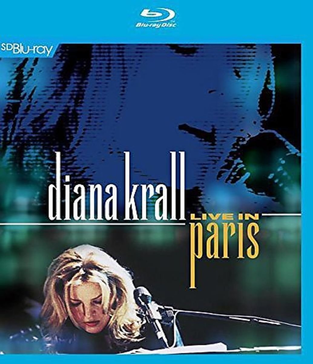 Diana Krall: Live in Paris [Blu-ray] by Eagle Vision