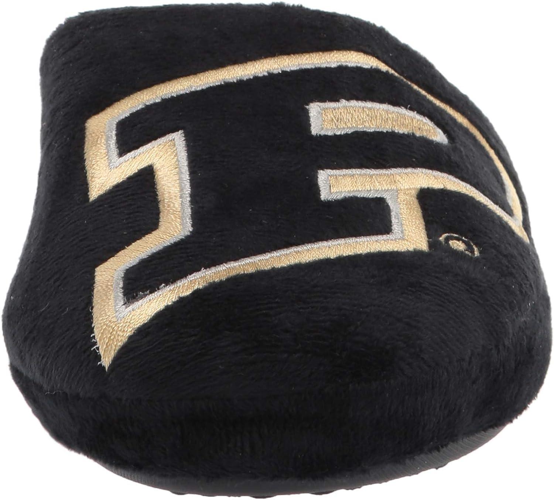 FOCO NCAA Mens 2011 Big Logo Men Slipper TPR Sole