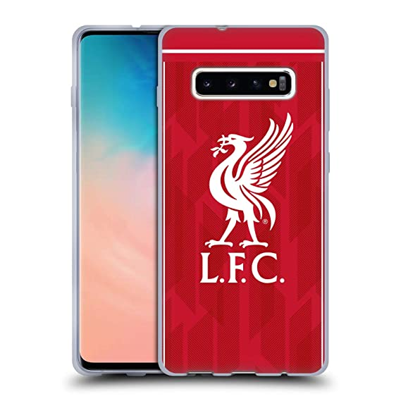 detailed look 32afe 66f37 Amazon.com: Official Liverpool Football Club Home 2018/19 ...