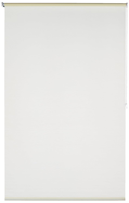 Abdunkelungsrollo Basic Folie – Rollo, Ecru 120x6x250 cm ekrü