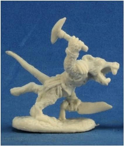 Bones Wererat Berserker Miniature Reaper