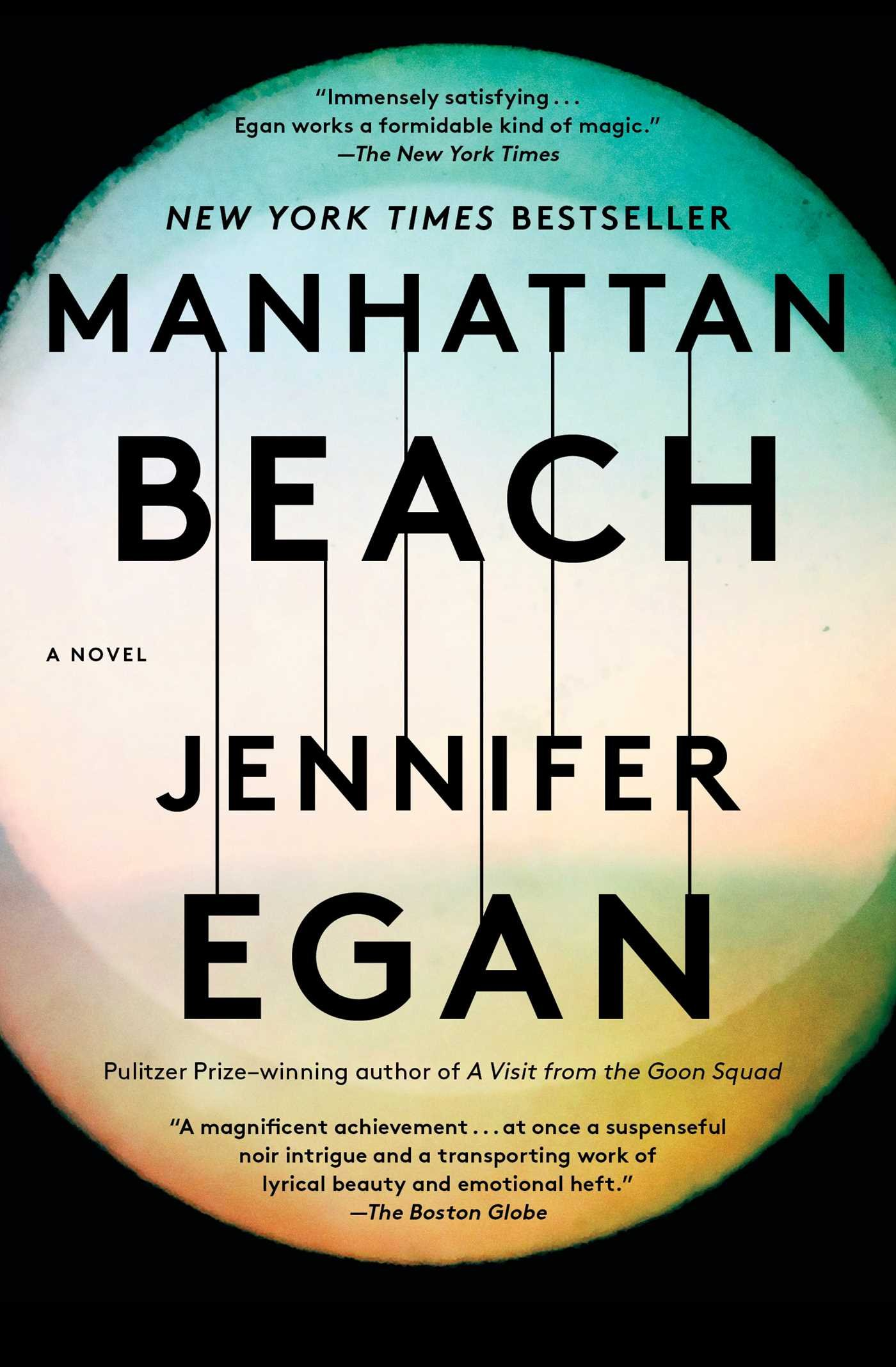 Manhattan Beach: A Novel: Jennifer Egan: 9781476716749: Amazon.com: Books
