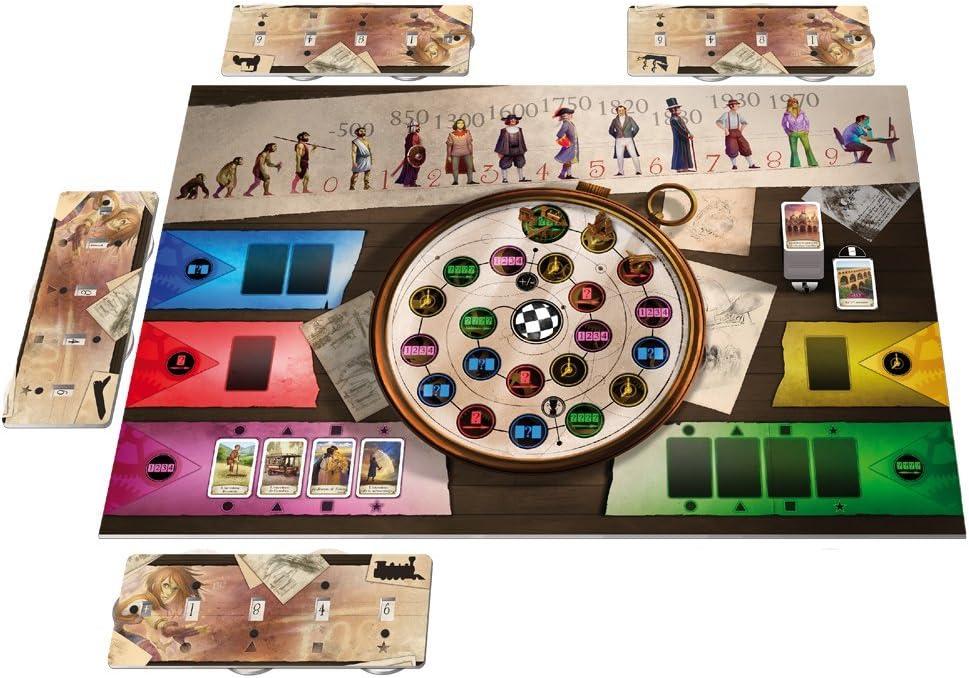 Timeline Challenge Card Game by Asmodee: Amazon.es: Juguetes y juegos