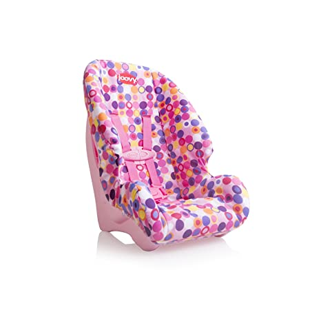 Amazon.com: Joovy Doll Toy Booster Seat Dot Pink: Toys & Games