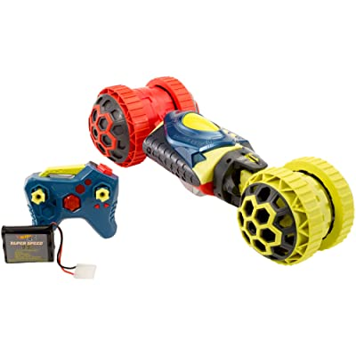 Hot Wheels Ballistik Racer Vehicle: Toys & Games