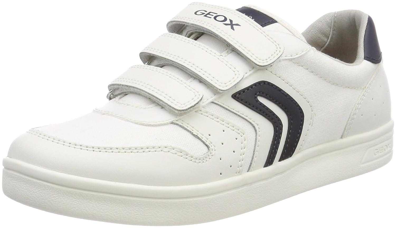 Geox J Djrock B, Sneakers Basses garçon J825VB01043