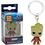 FunKo - 13291 - Pocket Pop! - Porte-clés - Marvel - Guardians O/T Galaxy 2 - Ravager Groot