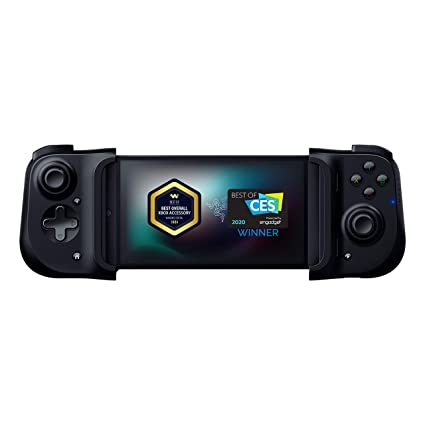 Razer Kishi Mobile Game Controller  Gamepad for Android USBC Xbox Game Pass Ultimate xCloud Stadia GeForce NOW Luna  Passthrough Charging  Low Latency at Kapruka Online for specialGifts
