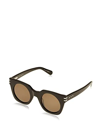 1a8781d04e Amazon.com  Marc Jacobs 532 S Sunglasses Black   Brown  Clothing