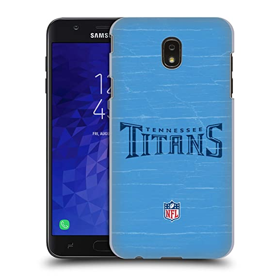 Amazon com: Official NFL Distressed Tennessee Titans Logo Hard Back