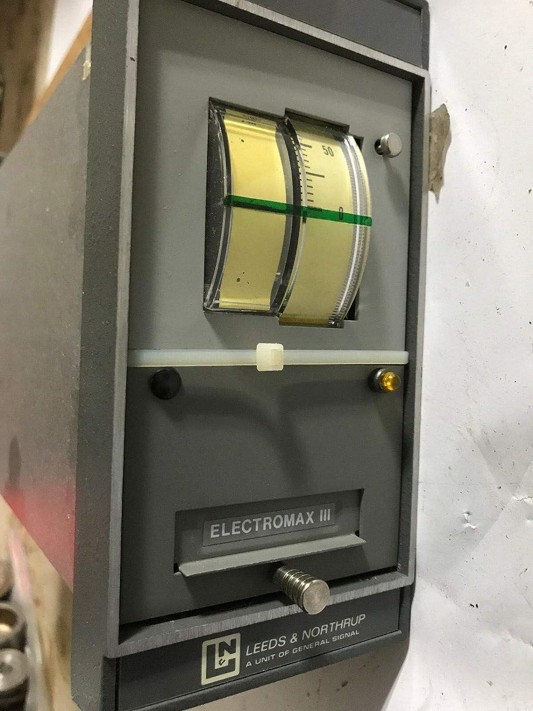 NEW Leeds /& Northrup Electromax III,Auto Tune Controller,LEEDS /& NORTHRUP,EO