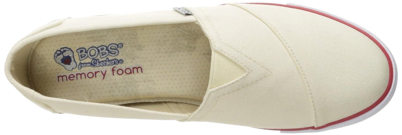 65e2b364ac Skechers BOBS Women's Lotopia-Pleasantville Fashion Sneaker, Natural, 8.5 M  US: Amazon.ca: Shoes & Handbags