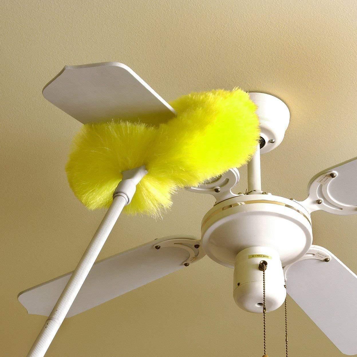 Amazon.com : Hampton Direct Ceiling Fan Duster Electromagnetic 47 ...