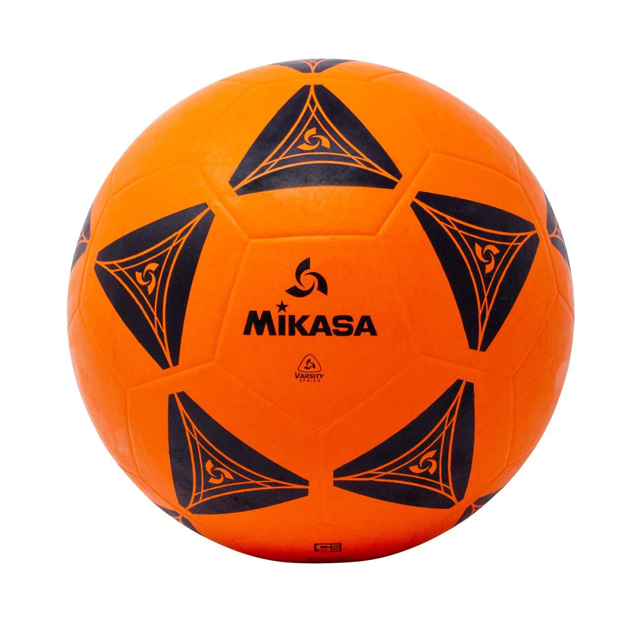Mikasa S3030 - Balón de fútbol (Goma): Amazon.es: Deportes y aire ...