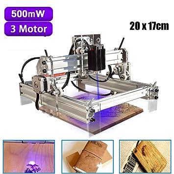 Kit de máquina de grabado de 500 mw para escritorio ...