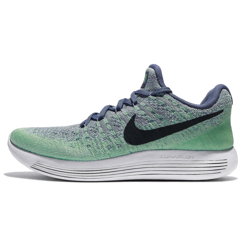 Nike Herren Laufschuhe  42.5 EU|Blau/Grau/Gr眉n (Blue Moon/Dark Obsidian-vapor Green)