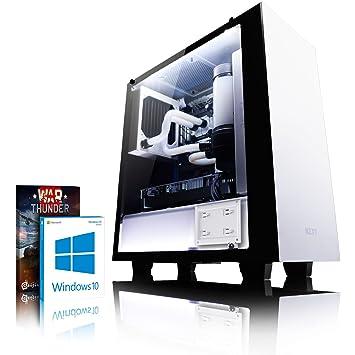 VIBOX Hardline GL780T-88 Gaming PC Ordenador de sobremesa ...