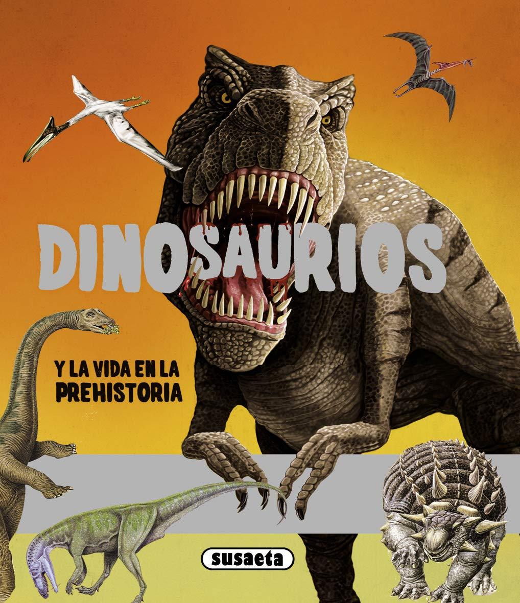 Dinosaurios y La Vida En La Prehistoria Dinosaurios Y Vida Prehistoria: Amazon.es: Susaeta, Equipo, Di Basi, Lidia, Valiente, F., Silva, Sandra: Libros