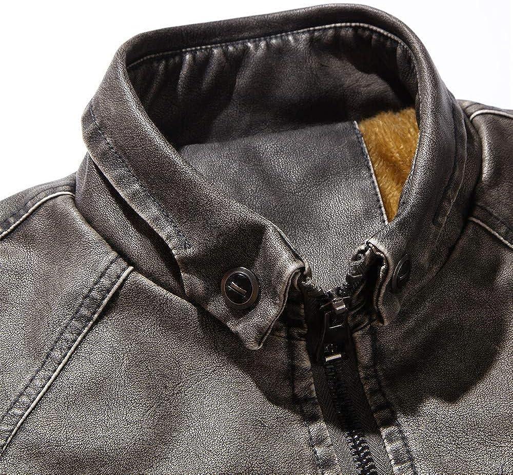 Mens Overcoat,Men Winter Camouflage Thickening Coat Outwear Top Plus Size,Jacket Leather Men
