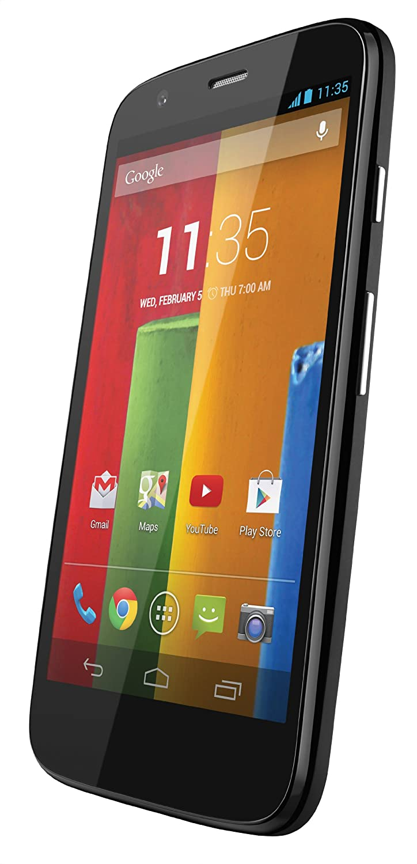 Amazon.com: Motorola Moto G (1st Generation) - Black - 8 GB - Global GSM  Unlocked Phone: Cell Phones & Accessories