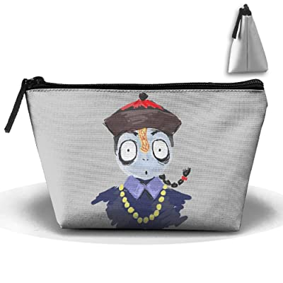50%OFF Unisex Stylish And Practical Halloween Scary Little Cute Zombie Trapezoidal Storage Bags Handbags