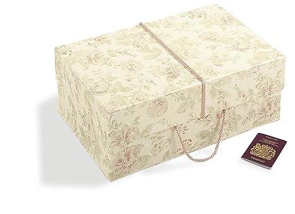 Amazon.com - Colorful Wedding Dress Storage & Travel Box Antique Pink -