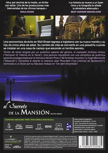 El Secreto De La Mansión [DVD]: Amazon.es: Hugh Bonneville ...