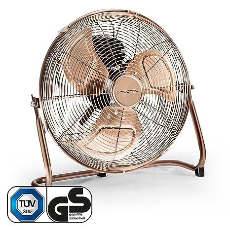 TROTEC TVM 11 Bodenventilator Kupfer Design Ventilator//Windmaschine