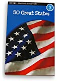 Bendon Reading Discovery Book - 50 Great States - Grades 2-4