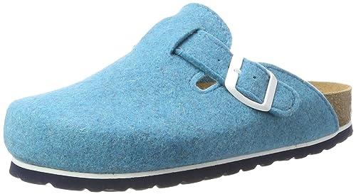 Zapatos turquesas Beck para mujer nRQw60