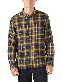 b5f92dcd4f Vans Men s Box Flannel Shirt at Amazon Men s Clothing store